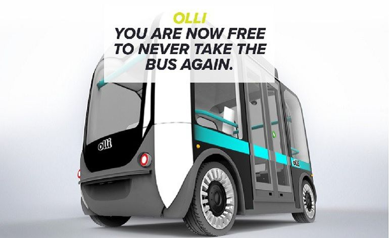 Meet Olli, A Self-Driving Minibus That Can Be 3D-Printed In Hours-6