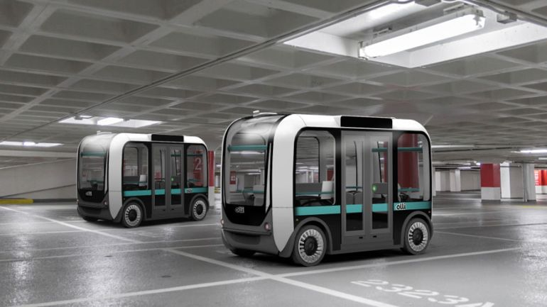 Meet Olli, A Self-Driving Minibus That Can Be 3D-Printed In Hours-7