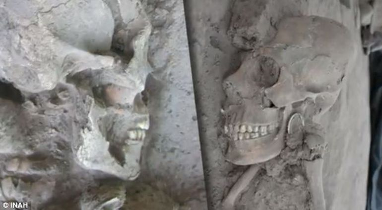 1600-Year-Old Skeleton With Elongated Skull Found In Mexico-2