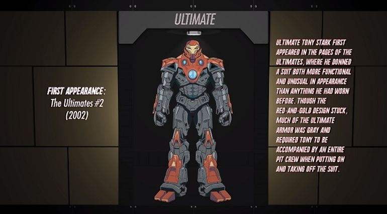 Amazing Video Lists Every Iron Man Armor Donned By Tony Stark-7