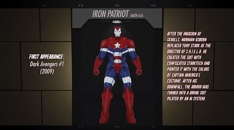 Amazing Video Lists Every Iron Man Armor Donned By Tony Stark-9