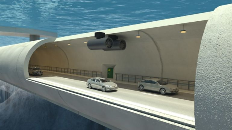 World's First Underwater Traffic Tunnels To Be Constructed In Norway-1