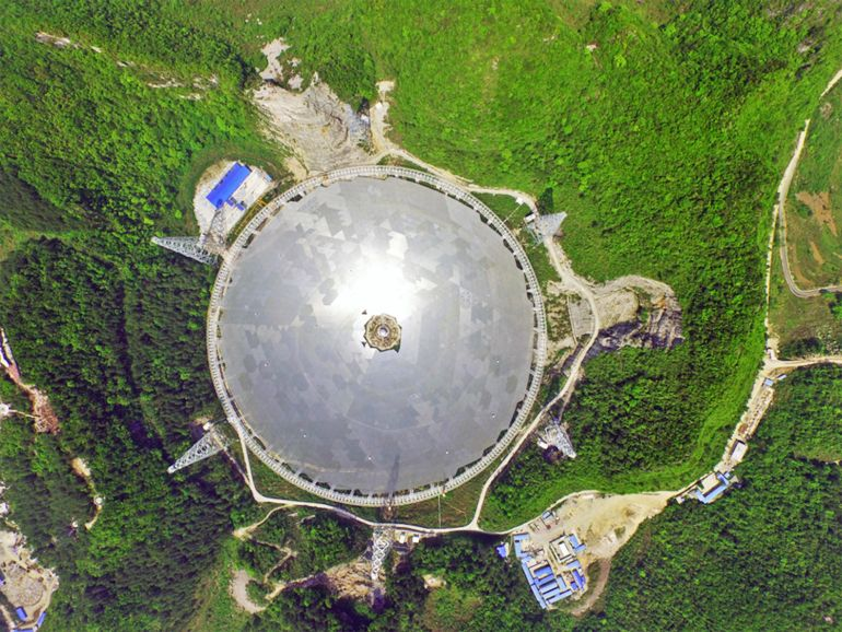 World's Largest Radio Telescope In China To Look For Alien Life-2