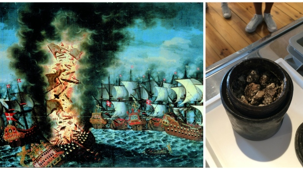 340-year-old cheese found under the ocean has a surprisingly 'pleasant' smell-4