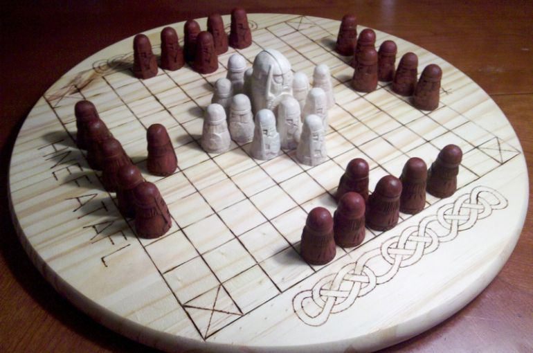 Board Games Kept Viking Warriors Entertained In Afterlife-3