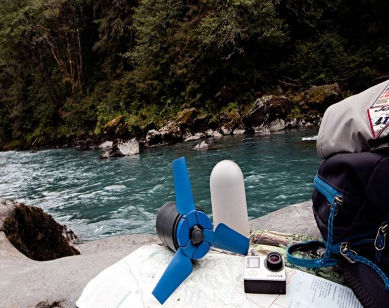 Estream A Hydro Power-Driven Generator For Off-The-Grid Travelers-6