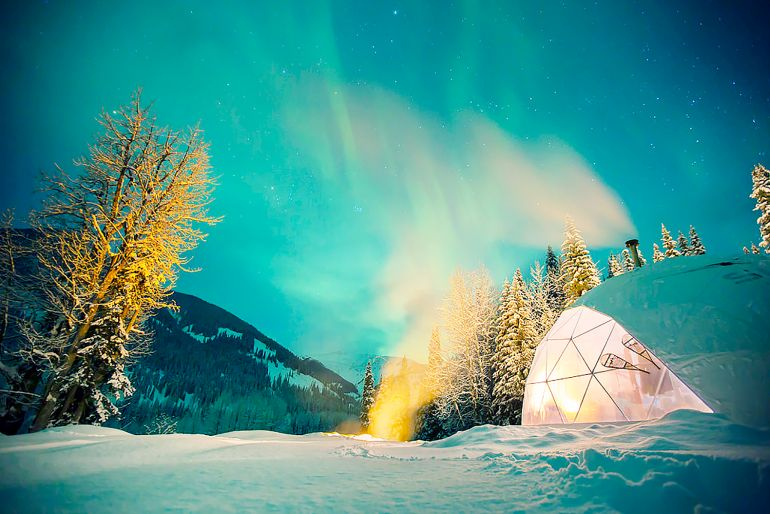 F.Domes Unveils Geodesic Domes That You Can Set Up Within Hours-3
