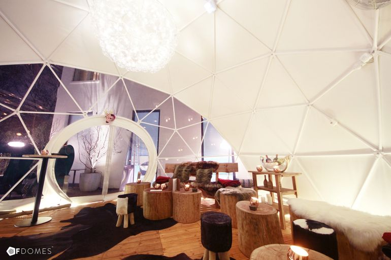 F.Domes Unveils Geodesic Domes That You Can Set Up Within Hours-5