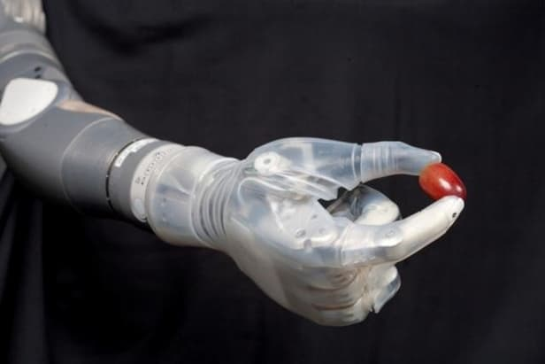 LUKE World's Most Futuristic Mind-Controlled Prosthetic Arm-2