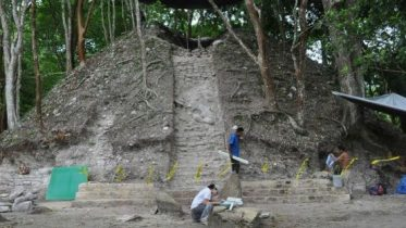 Maya Royal Tomb Found In Belize Points To Little-Known 'Snake Dynasty'-1