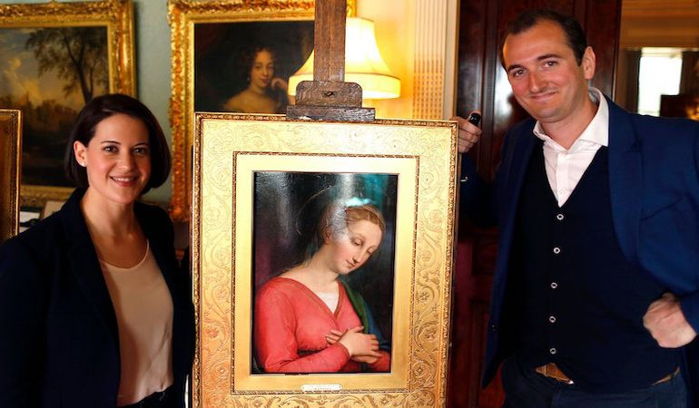 26-Renaissance-Painting-Reassessed-As-26-Million-Raphael-Artwork-2
