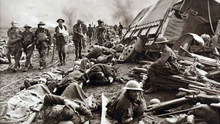 Coal-Tar Deried Antiseptic Used In WWI To Combat Antibiotic Resistance-1