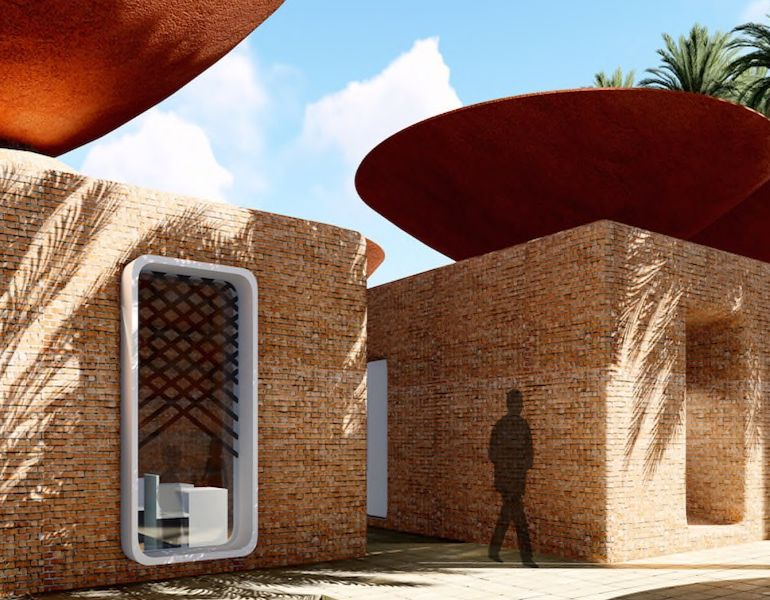 Ingenious, Bowl-Shaped Roofs To Be Iran's Solution To Water Crisis-2
