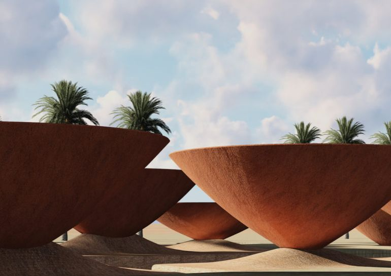 Ingenious, Bowl-Shaped Roofs To Be Iran's Solution To Water Crisis-4