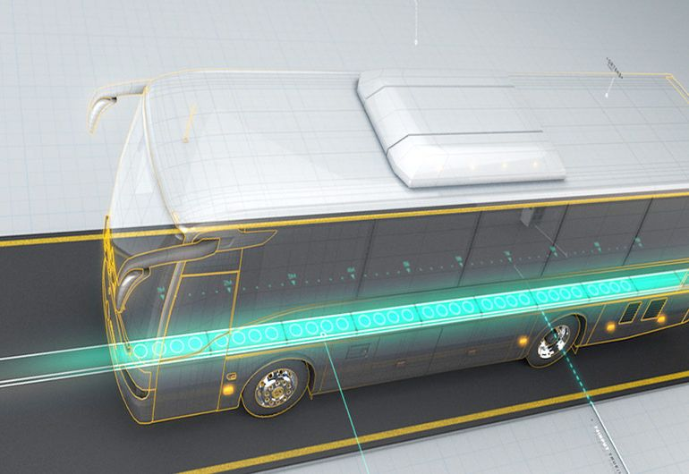 Smart Electric Roads Could Wirelessly Charge Running Vehicles-10