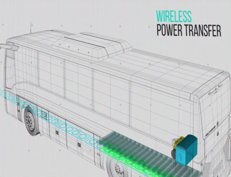 Smart Electric Roads Could Wirelessly Charge Running Vehicles-4