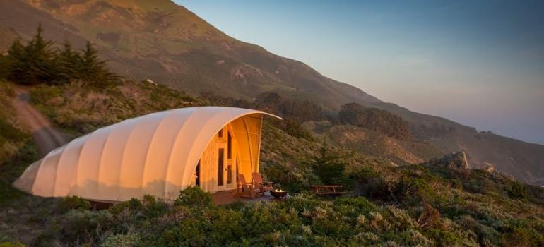 Cocoon A Robust Semi-Permanent Tent That Makes Camping A Luxurious Affair-6
