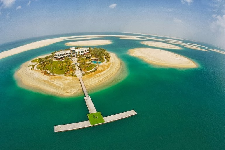 The World Islands Dubai