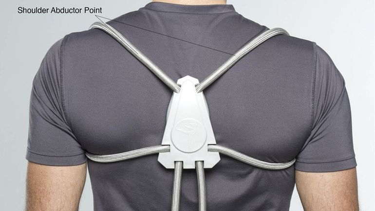 ERGO A Tiny Wearable Contraption That Promises To Correct Posture-5