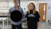 Vantablack, World's Blackest Material, Makes 3D Objects Look two-Dimensional And Featureless-3