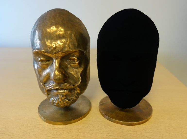 Vantablack, World's Blackest Material, Makes 3D Objects Look two-Dimensional And Featureless-4