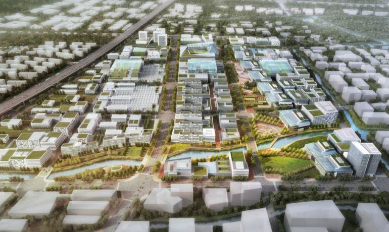 Sprawling Urban Farm Complex Set To Rise Right In The Middle Of Shanghai-5