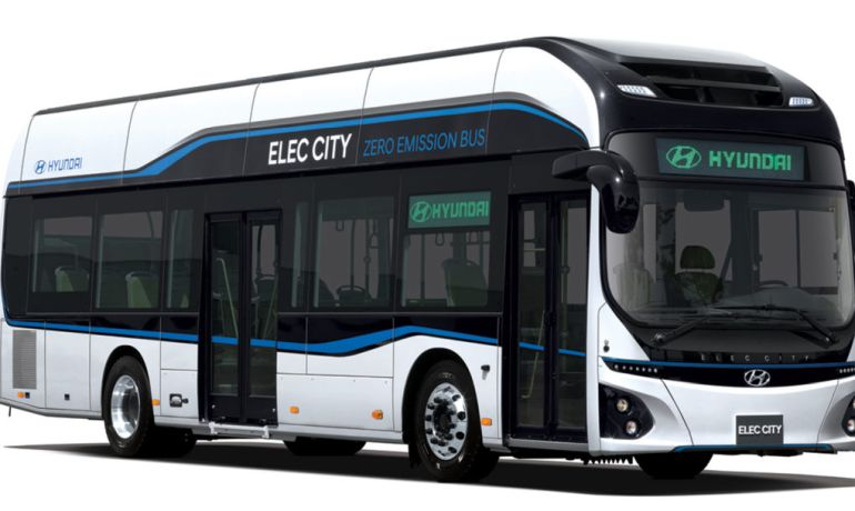 Elec City Hyundai's Ultra-Powerful, Zero-Emissions Electric Bus-1