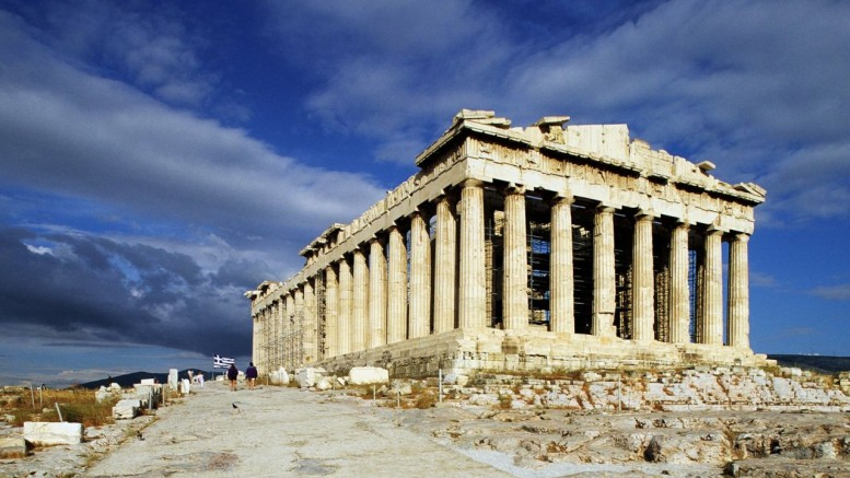 8 Fascinating Facts About The Parthenon
