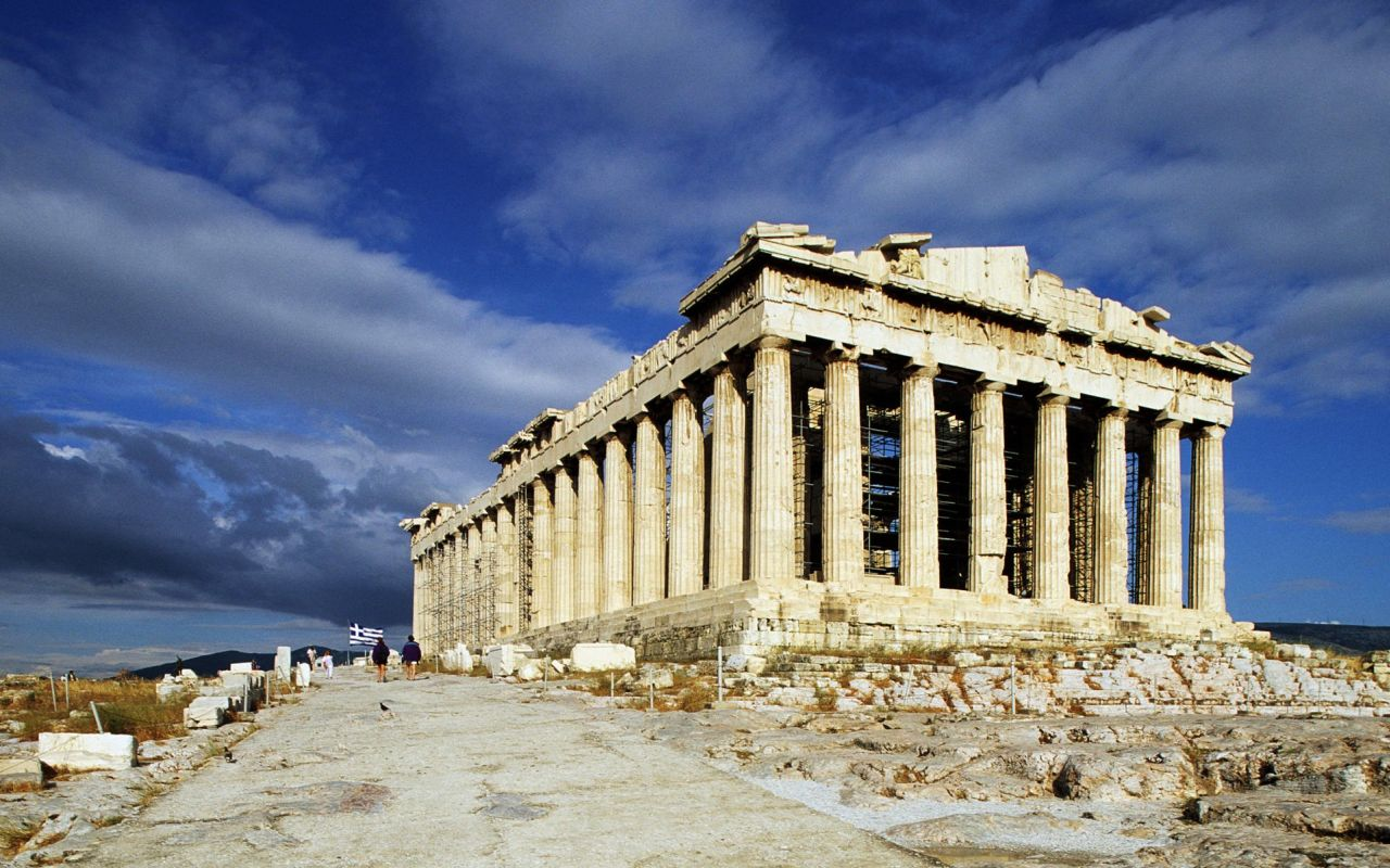 Greek Architecture Parthenon 8 fascinating facts about the parthenon