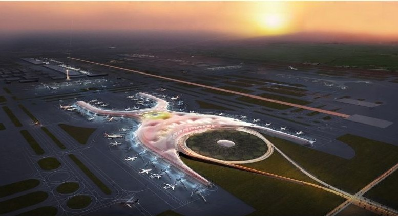 Foster + Partners _mexico-city-airport_1