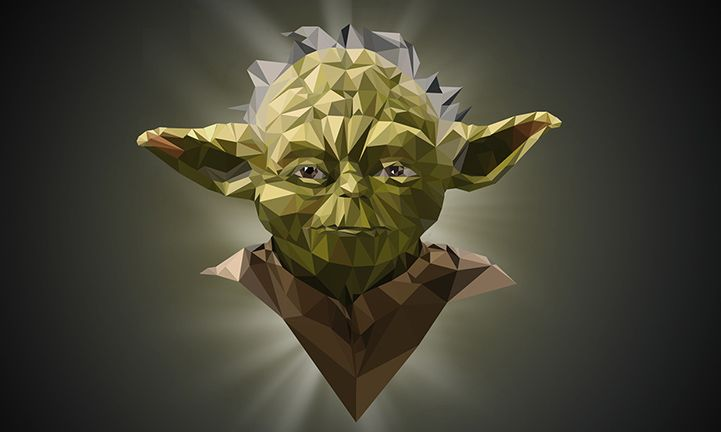 Polygonal art_Star Wars_6