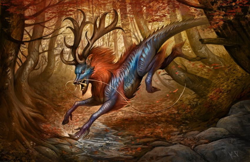 12 strangest hybrid creatures from mythology