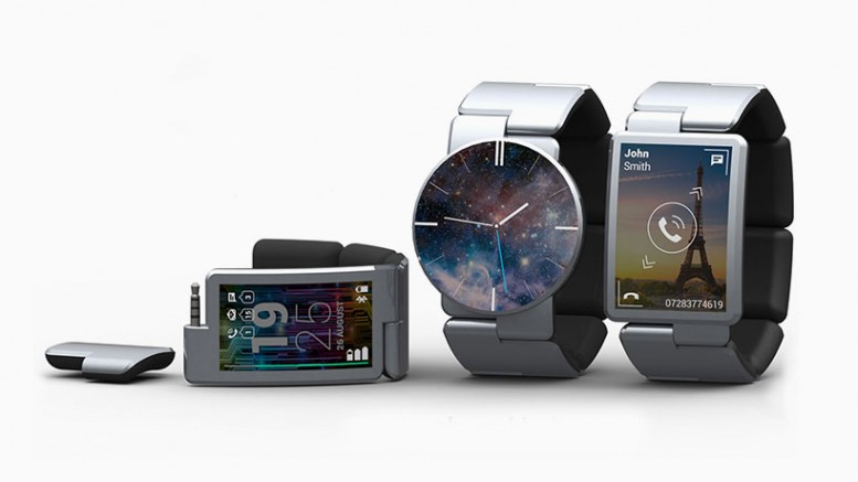 Blocks_Modular Smartwatch_CES 2015