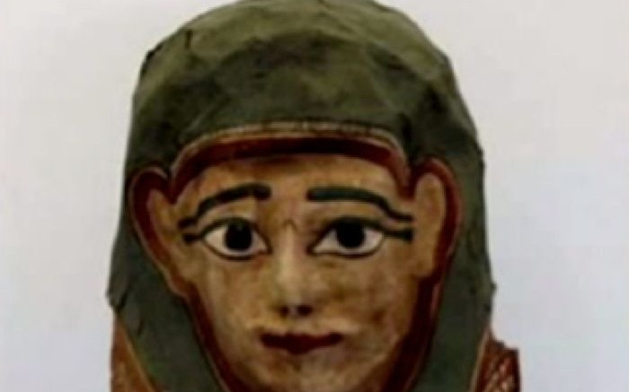 Oldest Gospel_ Mummy Mask_1