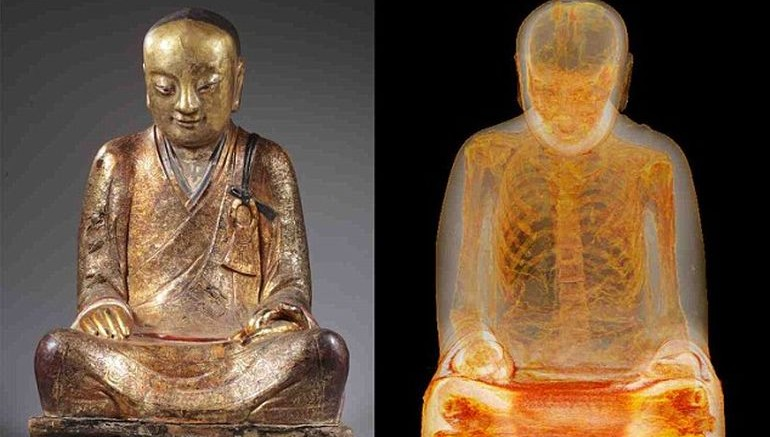 Monk_Mummy_Chinese statue_4