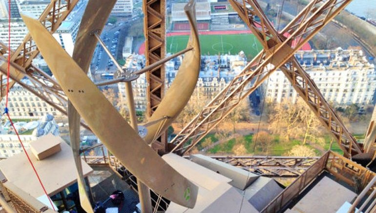 UGE_Vertical Axis_Wind Turbines_Eiffel Tower