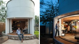 Christopher Kaiser Tranforms Former Silo Into Modern Dwelling-8