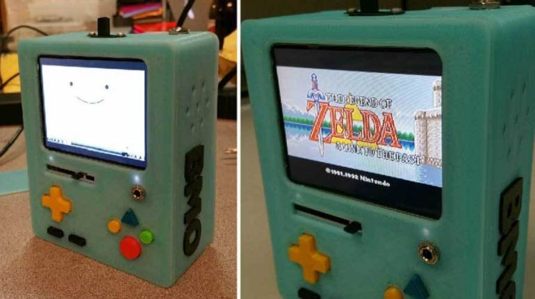 RaspBMO_BMO-Inspired_Video_Game_Emulator_Raspberry_Pi