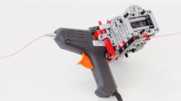 Vimal Patel_LEGO_3D_Printer_HandHeld