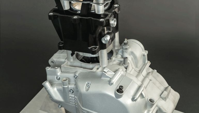 Fraunhofer's Experimental Engine Contains Plastic Parts-1