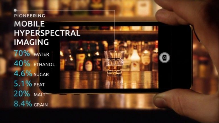 Hyperspectral Imaging Camera For Smartphones-1