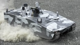 BAE Systems' CV90 Features F1 Racing Suspension-4