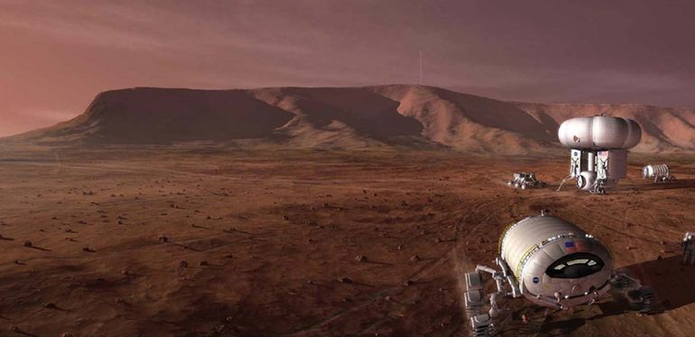 NASA to develop technology to make Mars more habitable-1