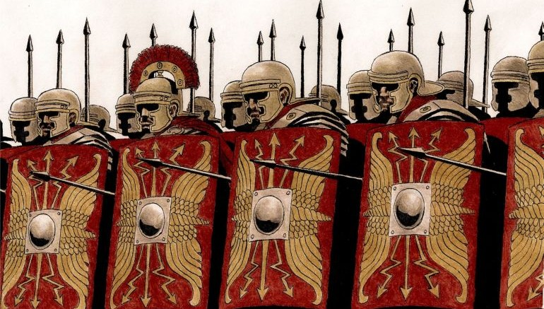 Animated_Visualization_Roman_Army_Organization