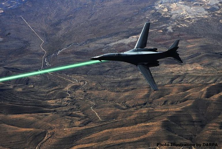 Hellads Weapon System Can Fire 150 Kw Laser