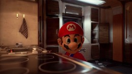 Mario in Unreal Engine-1