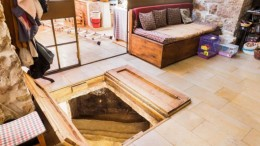IAA Discovers 2000-year-old Ritual Bath Under A Family's Living Room in Jerusalem-1