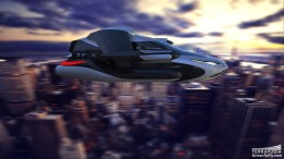 New Design For Terrafugia's TF-X Flying Car-2