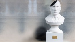 Amazing Bust Speaker Lets You Play Music From Putin's Head-1