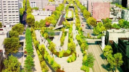 Architects To Jointly Create A Scenic Public Park In Mexico City-9